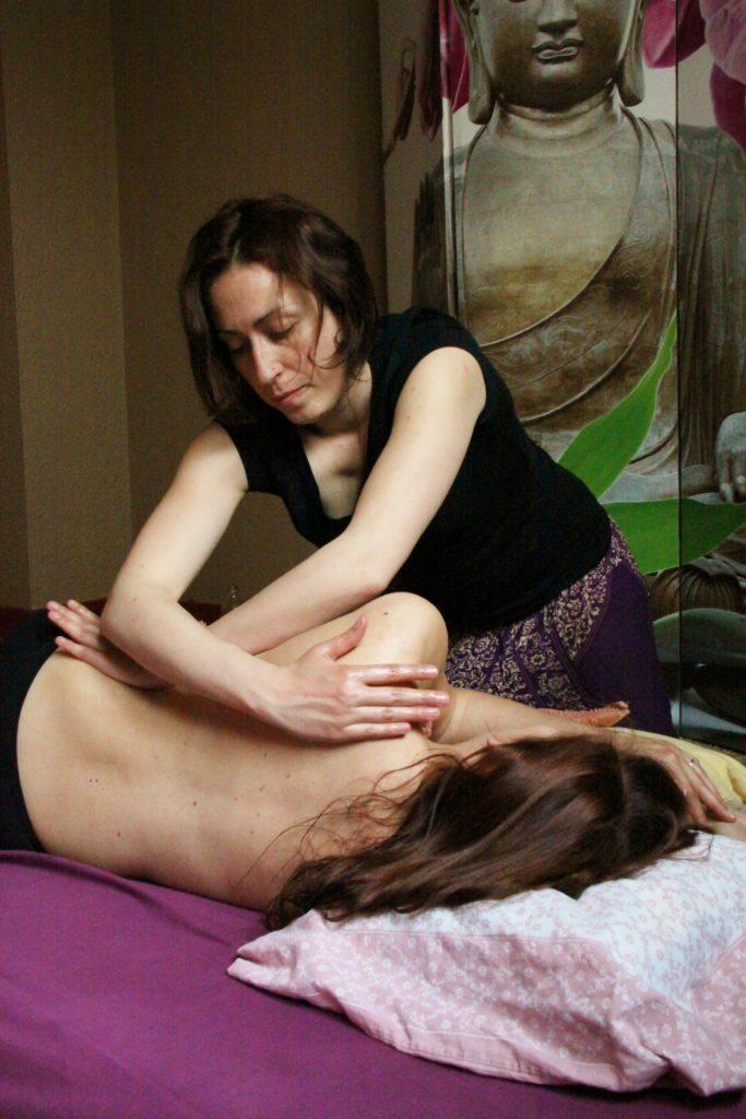 Herveline CARRE - Massage Abhyanga